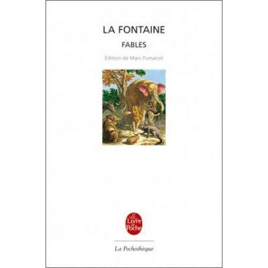 Jean de La Fontaine - Fables