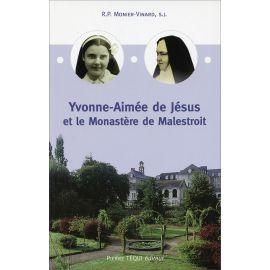 R. P. Monier-Vinard,s.j. - Yvonne Aimée de Jésus et le monastère de Malestroit