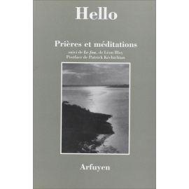 Ernest Hello - Prières et méditations