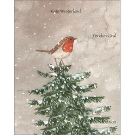 Kate Westerlund - Le message des oiseaux
