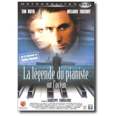 Giuseppe Tornatore - La légende du pianiste sur l'océan
