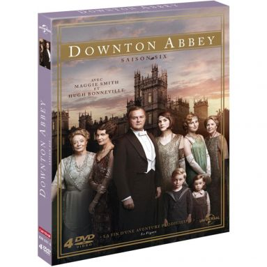 Julian Fellowes - Downton Abbey - Saison 6