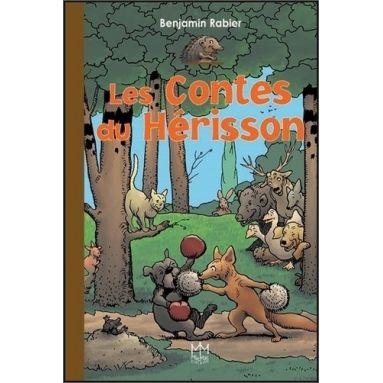 Benjamin Rabier - Les contes du Hérisson