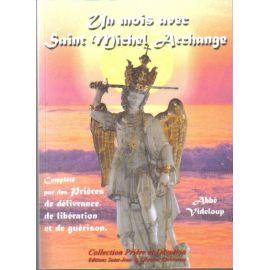 Un mois avec saint Michel Archange