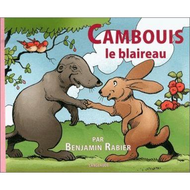 Benjamin Rabier - Cambouis le blaireau