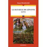 La bataille de Lépante 1571