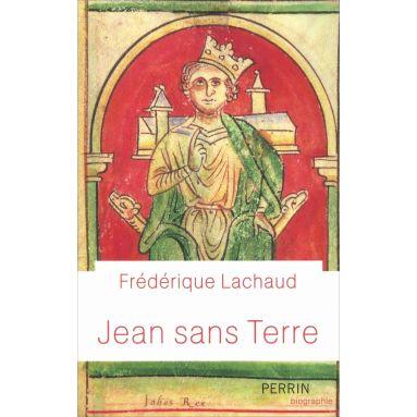 Frédérique Lachaud - Jean sans Terre