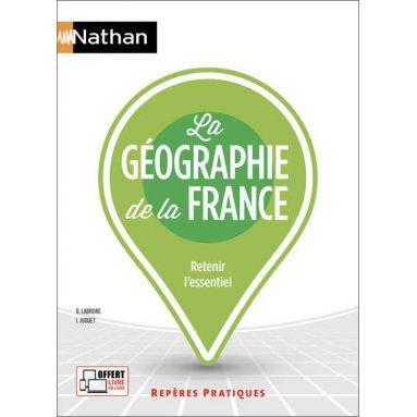 Gérard Labrune - La géographie de France