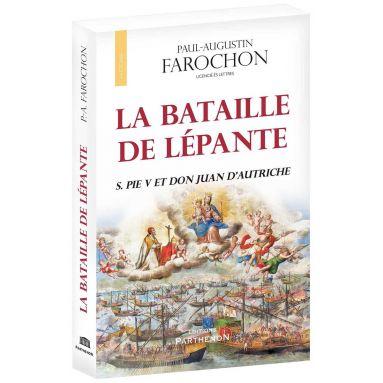 Paul-Augustin Farochon - La bataille de Lépante