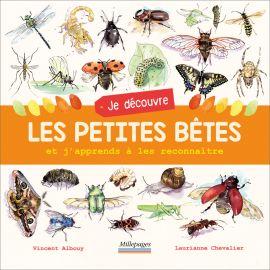 Vincent Albouy - Je découvre les petites bêtes