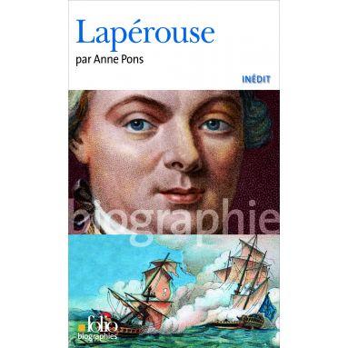 Anne Pons - Lapérouse biographie