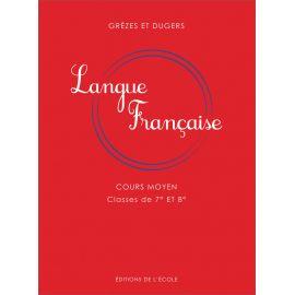 Langue française CM1 CM2