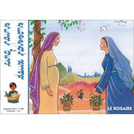 Cinq pains deux poissons - Le Rosaire