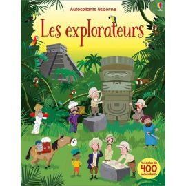 Fiona Watt - Les explorateurs