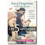 Les 5 langages - Guide pour les Ados