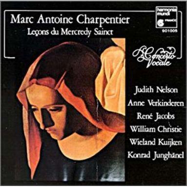 Marc-Antoine Charpentier - Leçons du Mercredi Saint