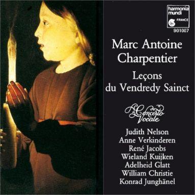 Marc-Antoine Charpentier - Leçons de Ténèbres du Vendredi Saint