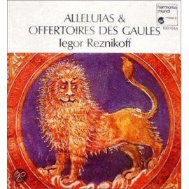 Alleluias & Offertoire des Gaules