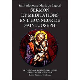 Saint Alphonse de Liguori - Sermon et méditations en l'honneur de saint Joseph