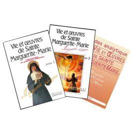 Monastère de La Visitation - Vie et oeuvres de sainte Marguerite-Marie