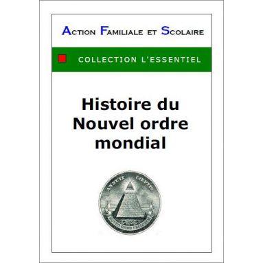 Pierre Hillard - Histoire du Nouvel ordre mondial