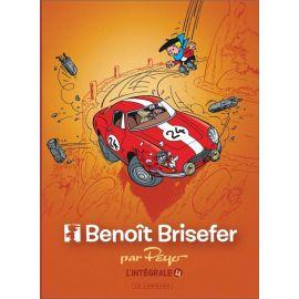 Peyo - Benoit Brisefer - L'intégrale 4