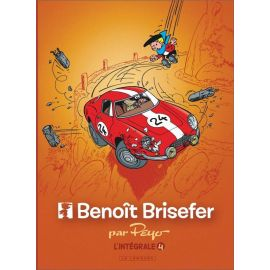 Benoît Brisefer - L'intégrale 4