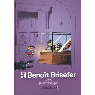 Peyo - Benoit Brisefer - L'intégrale 3