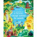 Le grand livre des labyrinthes - Voyage autour du monde...