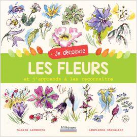Je découvre les fleurs