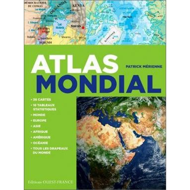 Patrick Mérienne - Atlas mondial