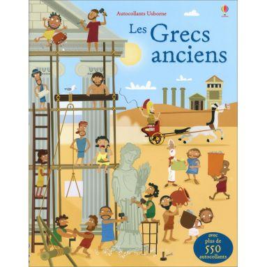 Fiona Watt - Les Grecs anciens