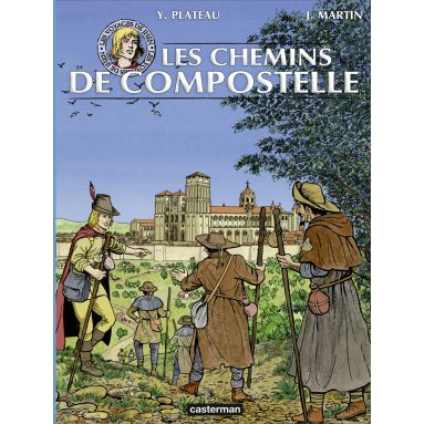 Jacques Martin - Les chemins de Compostelle