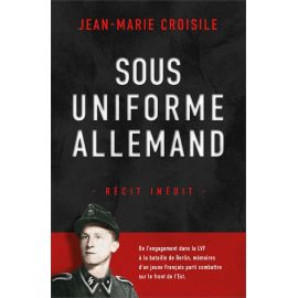 Sous uniforme allemand