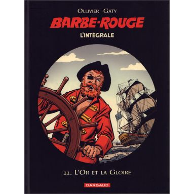 Ollivier Gaty - Barbe-Rouge L'intégrale 11