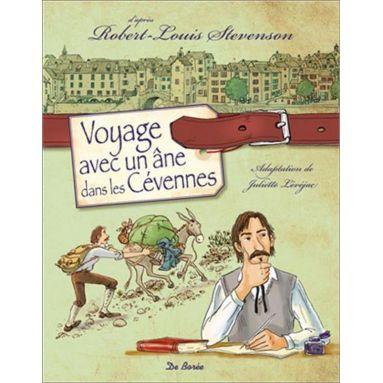 Juliette Lévéjac - Voyage avec un âne dans les Cévennes