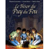 Le trésor du Puy du Fou - Tome 1