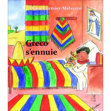 Diane Cormier-Malvezin - Greco s'ennuie