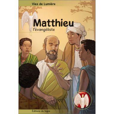 Marie Malcurat - Matthieu l'évangéliste