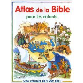 Atlas de la Bible pour les enfants