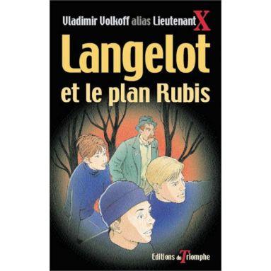 Vladimir Volkoff - Langelot et le plan Rubis