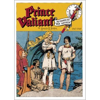 Hal Foster - Prince Valiant 1947 - 1949