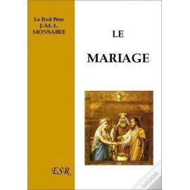 Père J.M. Monsabré - Le Mariage