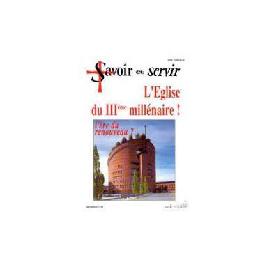 Collectif - L'Eglise du troisième millénaire !