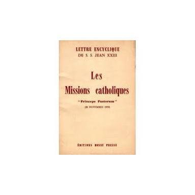 Jean XXIII - Les missions catholiques