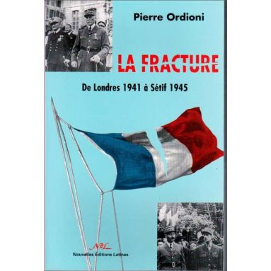 Pierre Ordioni - La Fracture
