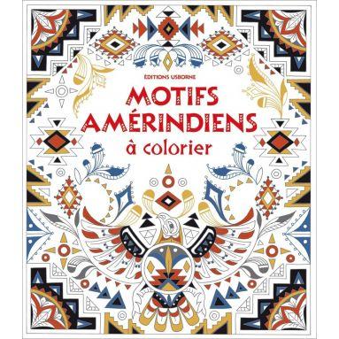 Emily Beevers - Motifs amérindiens à colorier