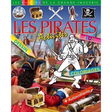 Emilie Beaumont - Les pirates - Activités
