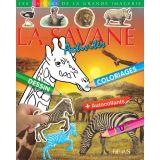 Les animaux de la savane - Activités