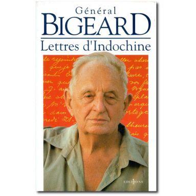 Général Marcel Bigeard - Lettres d'Indochine